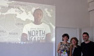 Flüchtlingen ein Gesicht und eine Stimme geben – ein Projekt in Kassel